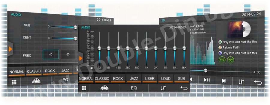 Digital Sound Processor - DSP