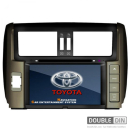 OEM Multimedia Double Din - DVD, GPS, TV for TOYOTA PRADO
