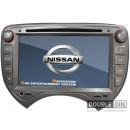 OEM Multimedia Double Din - DVD, GPS, TV for NISSAN MARCH