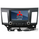 OEM Multimedia Double Din - DVD, GPS, TV for MITSUBISHI LANCER