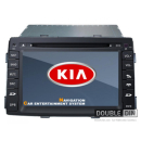 OEM Multimedia Double Din - DVD, GPS, TV for KIA SORENTO