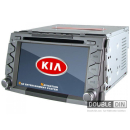 OEM Multimedia Double Din - DVD, GPS, TV for KIA SOUL