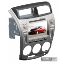 OEM Multimedia Double Din - DVD, GPS, TV for HONDA CITY 1.5T