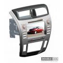 OEM Multimedia Double Din - DVD, GPS, TV for HONDA CITY 1.8T