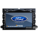 OEM Multimedia Double Din - DVD, GPS, TV for FORD FUSION / EXPLORER / F-150 / EDGE / EXPEDITION