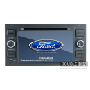 OEM Multimedia Double Din - DVD, GPS, TV for FORD FOCUS / C-MAX / FIESTA / FUSION / GALAXY / TRANSIT 2