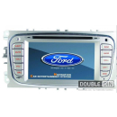 OEM Multimedia Double Din - DVD, GPS, TV for FORD MONDEO / FOCUS / S-MAX
