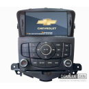 OEM Multimedia Double Din - DVD, GPS, TV for CHEVROLET CRUZE 2