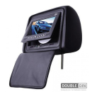 "Headrest DVD Multimedia Player with 7"" Screen - Two pieces"