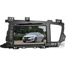 OEM Multimedia Double Din - DVD, GPS, TV for KIA K5 Optima 2011