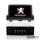 OEM Multimedia Double Din - DVD, GPS, TV for Peugeot 307