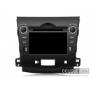 OEM Multimedia Double Din - DVD, GPS, TV for Peugeot 4007
