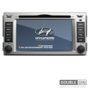 OEM Multimedia Double Din - DVD, GPS, TV for Hyundai Santa Fe / Sonata
