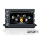 OEM Multimedia Double Din - DVD, GPS, TV for FORD FUSION / EXPLORER/ EXPEDITION/ F150/ EDGE