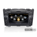 OEM Multimedia Double Din - DVD, GPS, TV for HONDA CRV