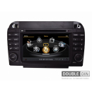 OEM Multimedia Double Din - DVD, GPS, TV for MERCEDES-BENZ S