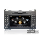 OEM Multimedia Double Din - DVD, GPS, TV for MERCEDES-BENZ A/B CLASS W169(2005-2010)