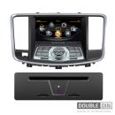 OEM Multimedia Double Din - DVD, GPS, TV for NISSAN TEANA
