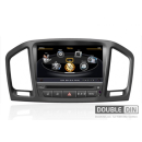 OEM Multimedia Double Din - DVD, GPS, TV for OPEL  INSIGNIA