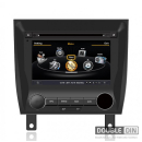 OEM Multimedia Double Din - DVD, GPS, TV for PEUGEOT 405