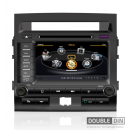 OEM Multimedia Double Din - DVD, GPS, TV for TOYOTA LAND CRUISER