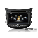 OEM Multimedia Double Din - DVD, GPS, TV for HYUNDAI HB 20