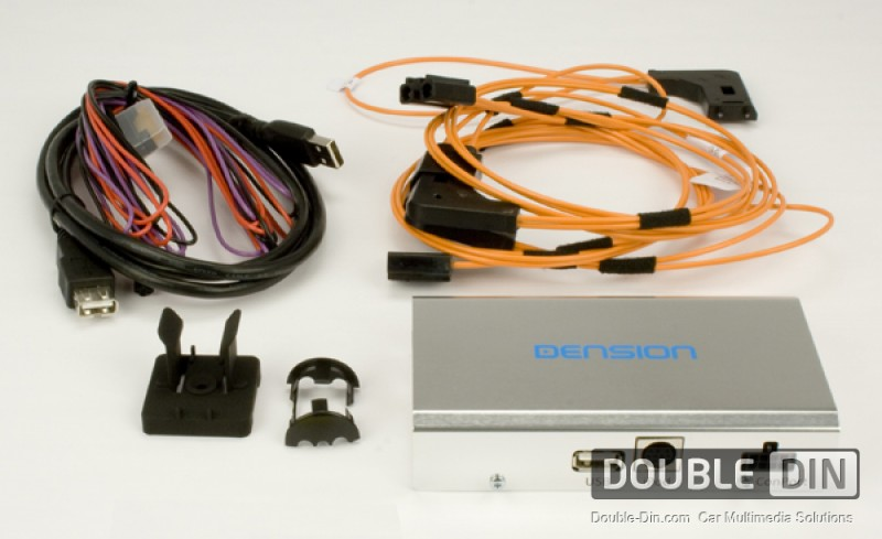Dension Gateway Lite D2b For Mercedes