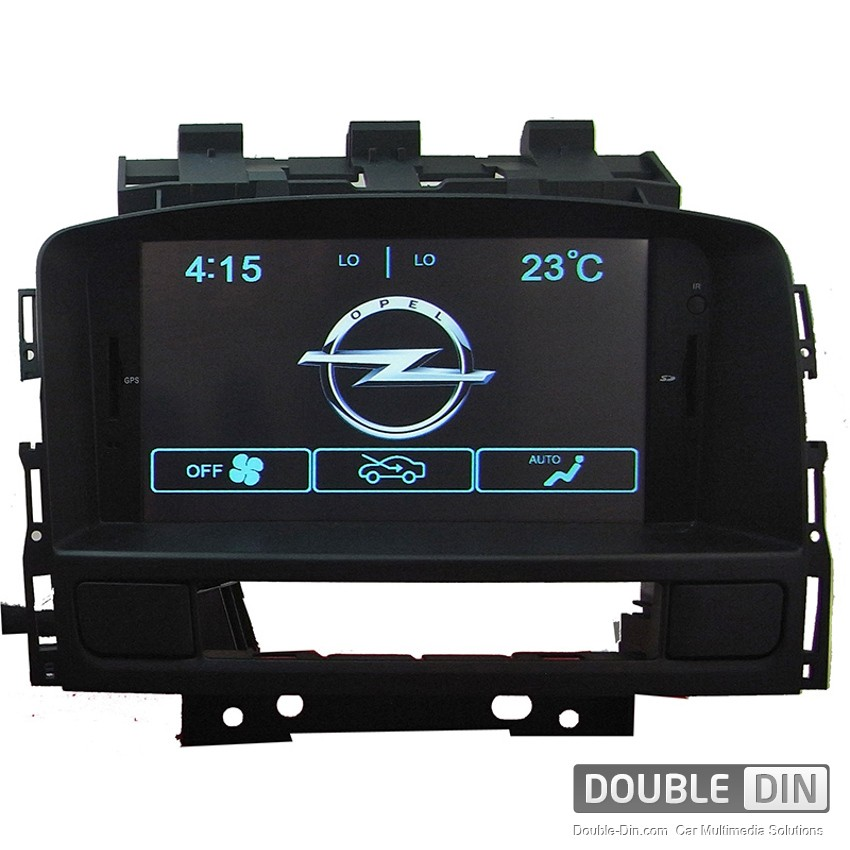 OEM Multimedia Double Din - DVD, GPS, TV for Opel Astra J