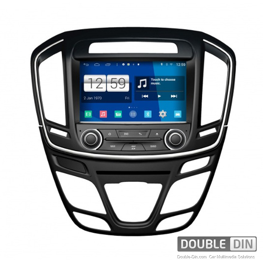 Navigation / Multimedia Head unit with Android for Opel Insignia - DD-M378
