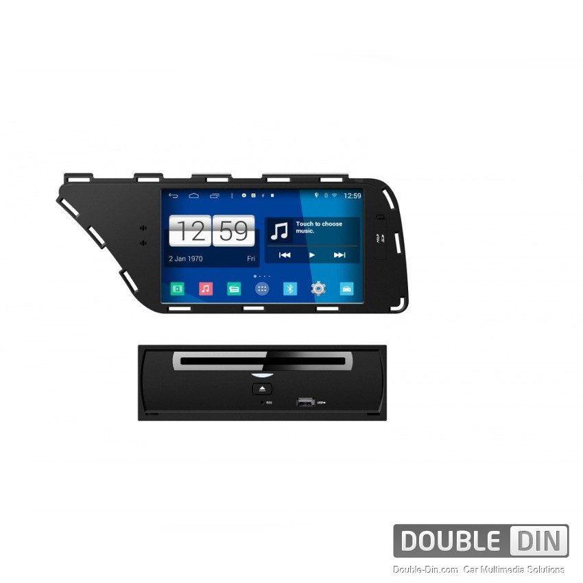 Navigation / Multimedia Head unit with Android for Audi A4, A5 - DD-M310
