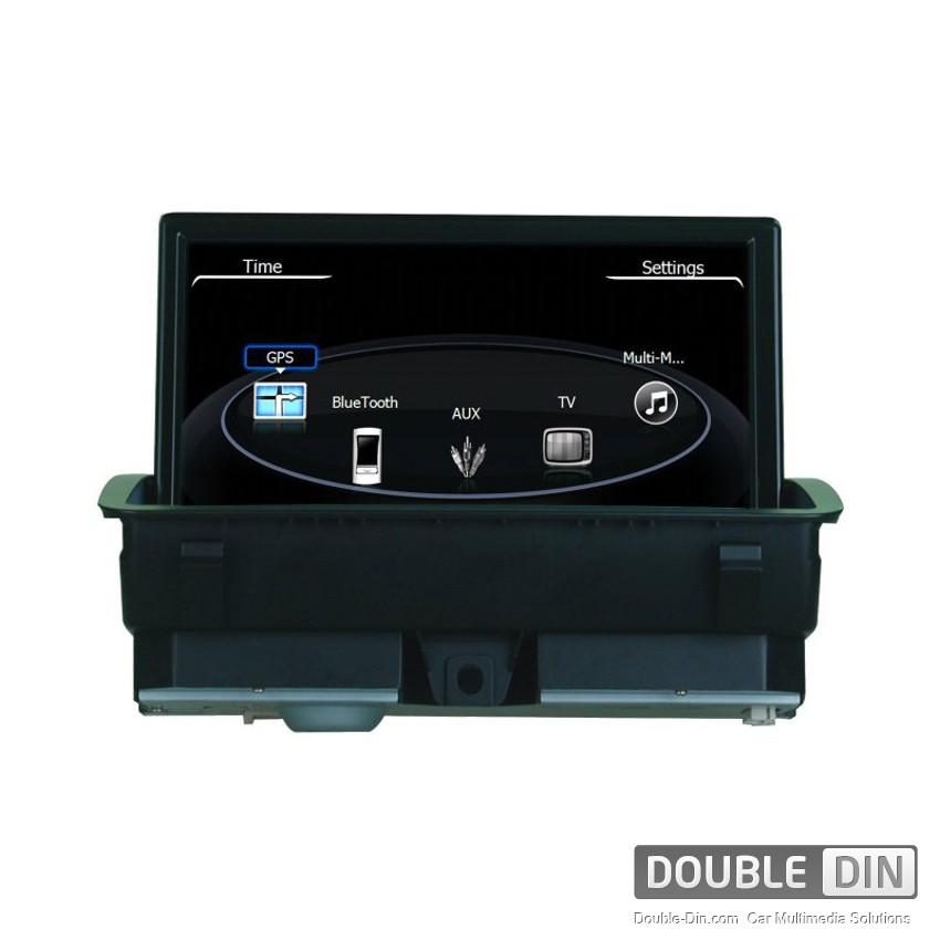 OEM Multimedia Double Din - DVD, GPS, TV for Audi A1