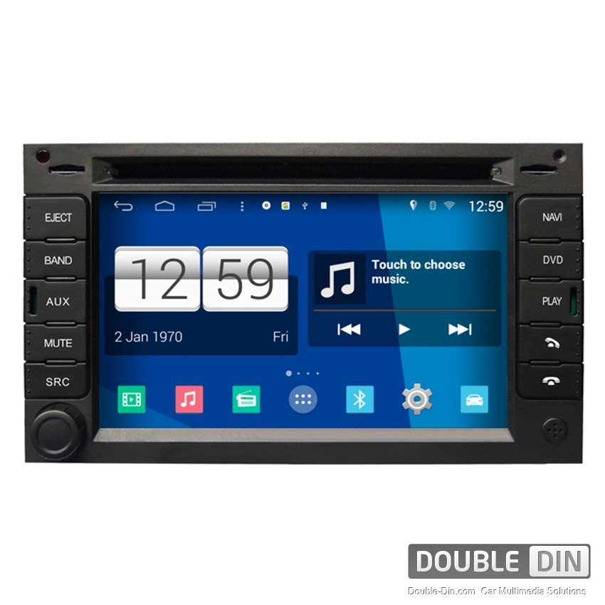 Navigation / Multimedia Head unit with Android for Chevrolet Excelle  - DD-M013