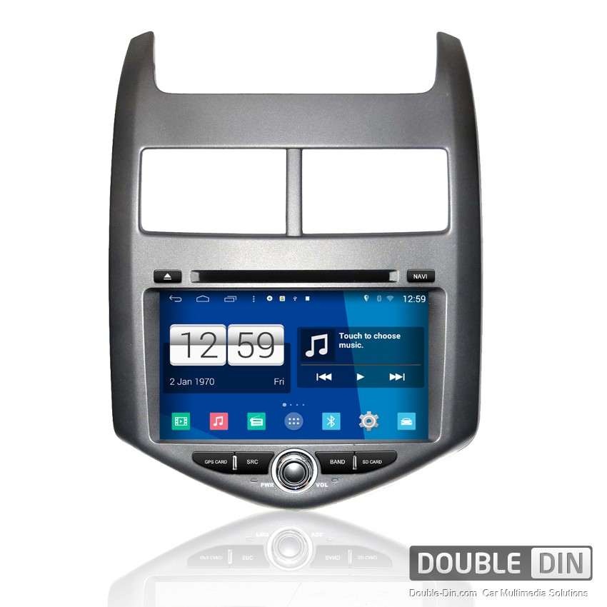 Navigation / Multimedia Head unit with Android for Chevrolet Aveo  - DD-M107