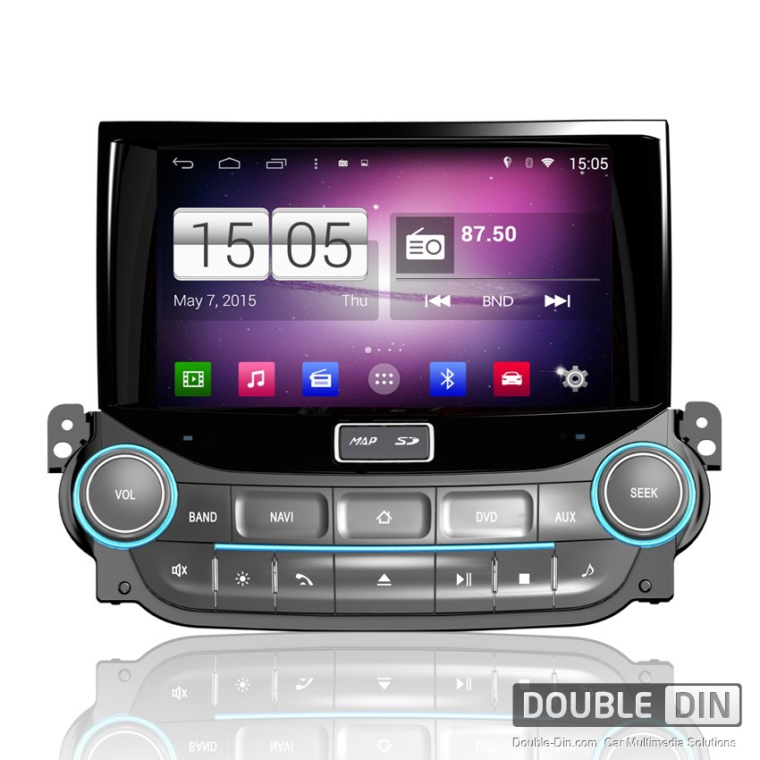 Navigation / Multimedia Head unit with Android for Chevrolet Malibu - DD-M169