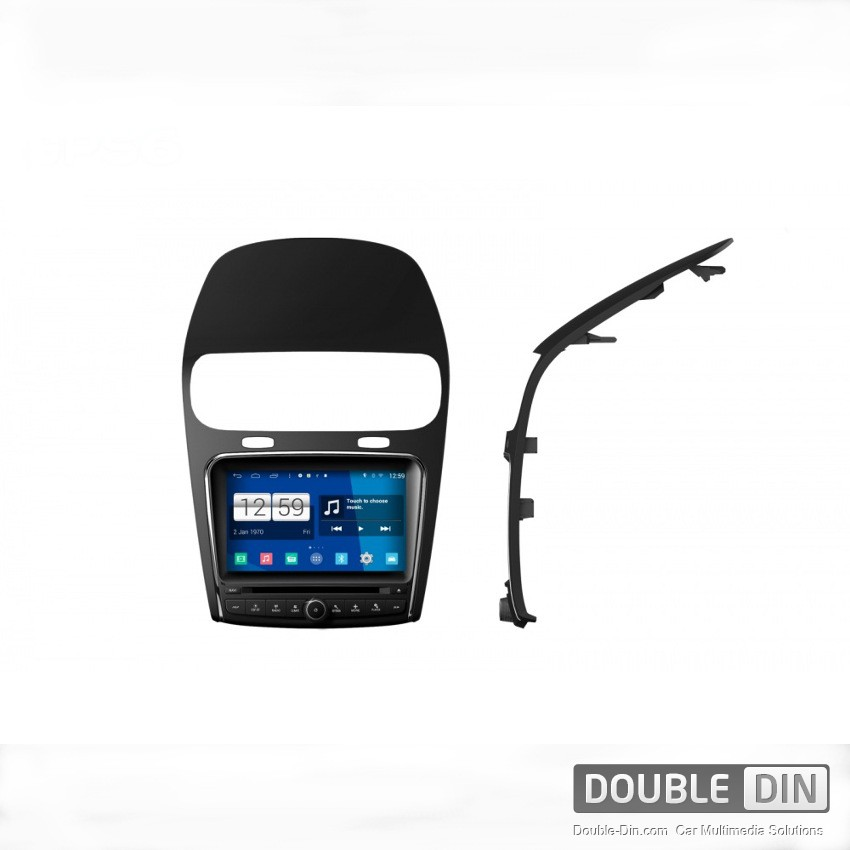 Navigation / Multimedia Head unit with Android for Fiat Freemont  - DD-M268
