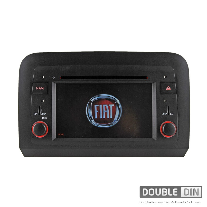 OEM Multimedia Double Din - DVD, GPS, TV for Fiat Croma
