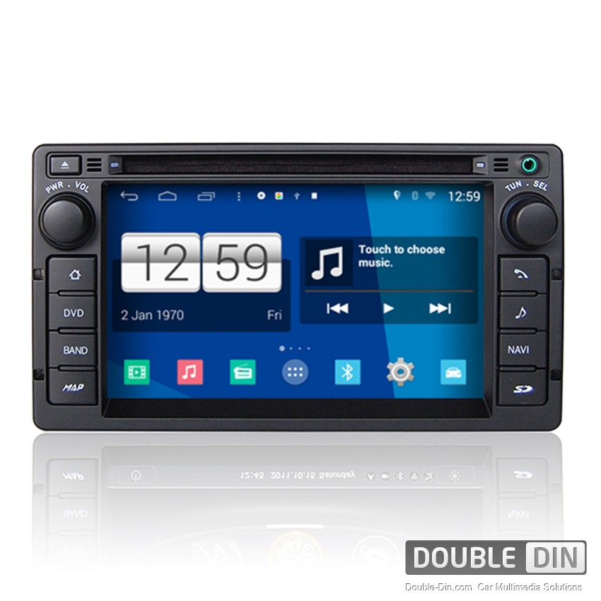 Navigation / Multimedia Head unit with Android for  Ford Crown Victoria - DD-M260