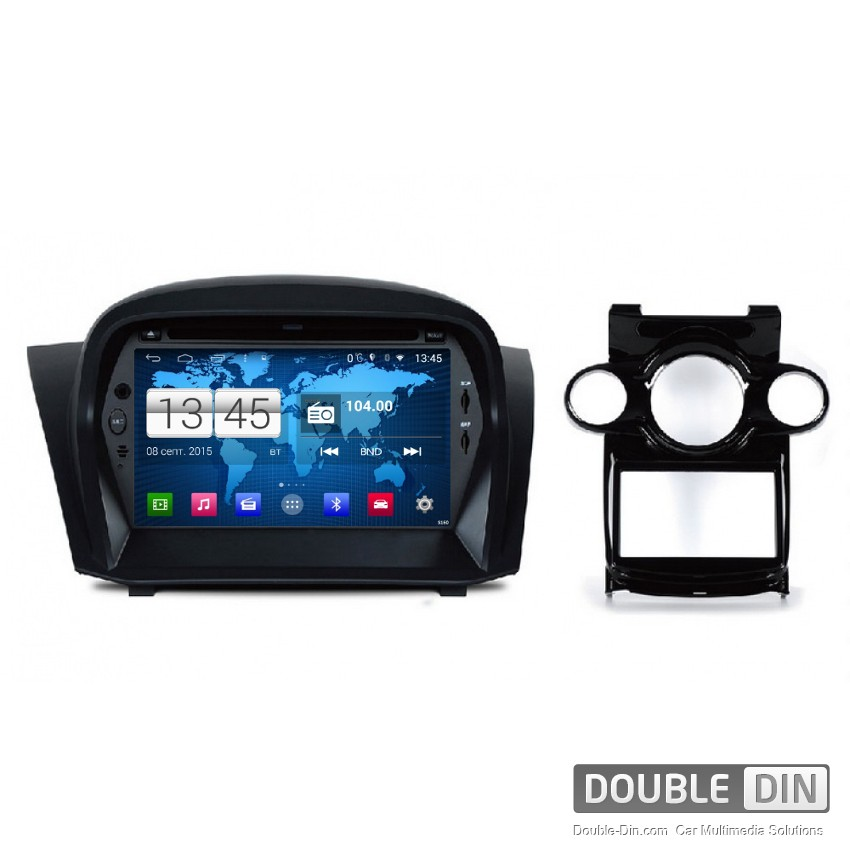 Navigation / Multimedia Head unit with Android for Ford Fiesta - DD-M256