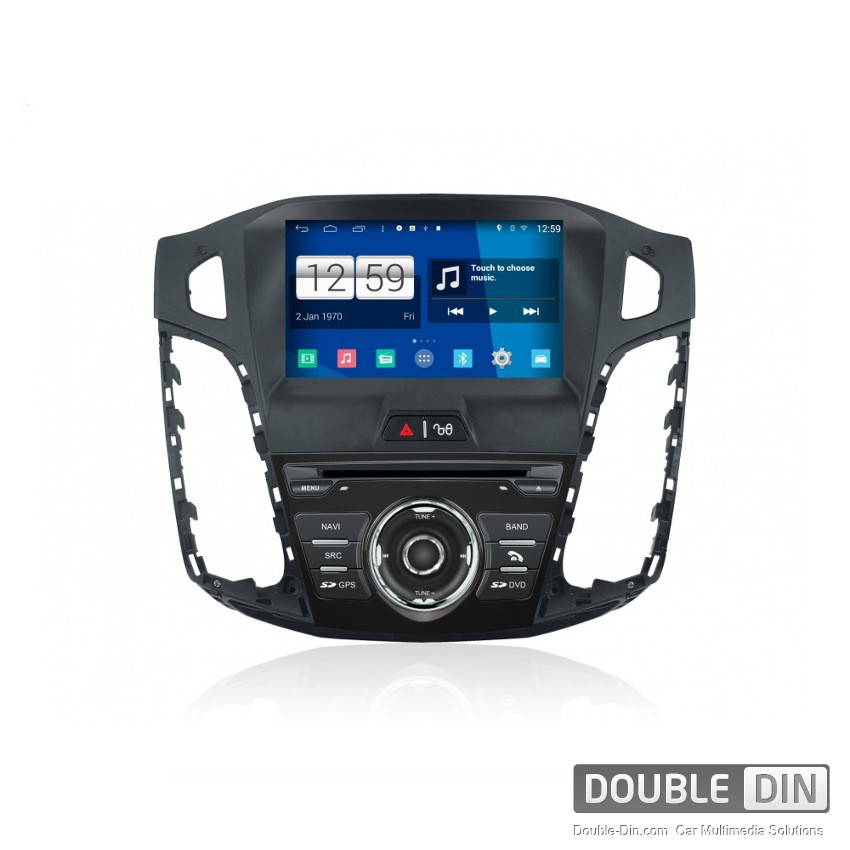 Navigation / Multimedia Head unit with Android for Ford Focus - DD-M150