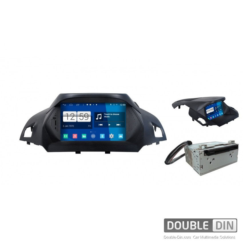 Navigation / Multimedia Head unit with Android for Ford Kuga - DD-M362
