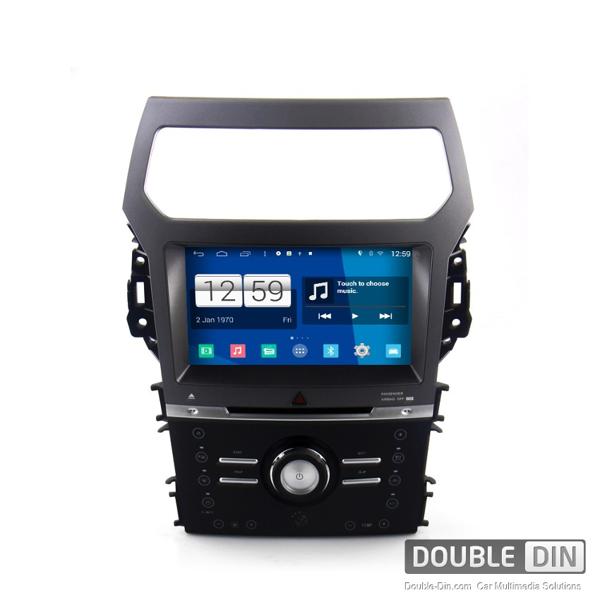 Navigation / Multimedia Head unit with Android for Ford Explorer - DD-M254