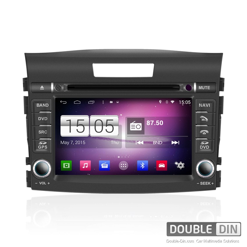 Navigation / Multimedia Head unit with Android for Honda CR-V - DD-M111