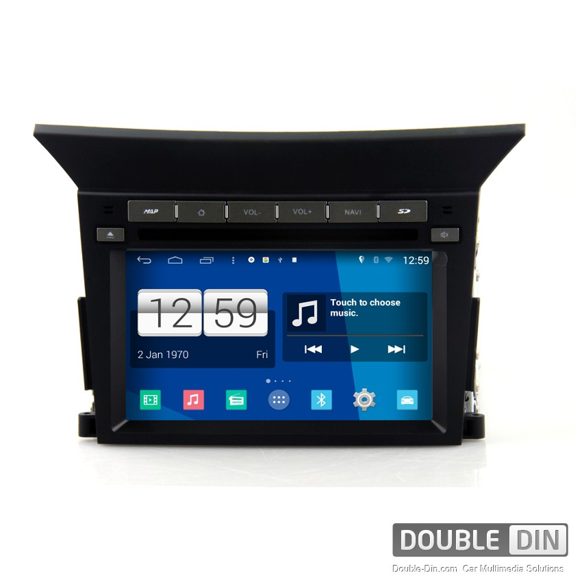 Navigation / Multimedia Head unit with Android for Honda Pilot - DD-M324