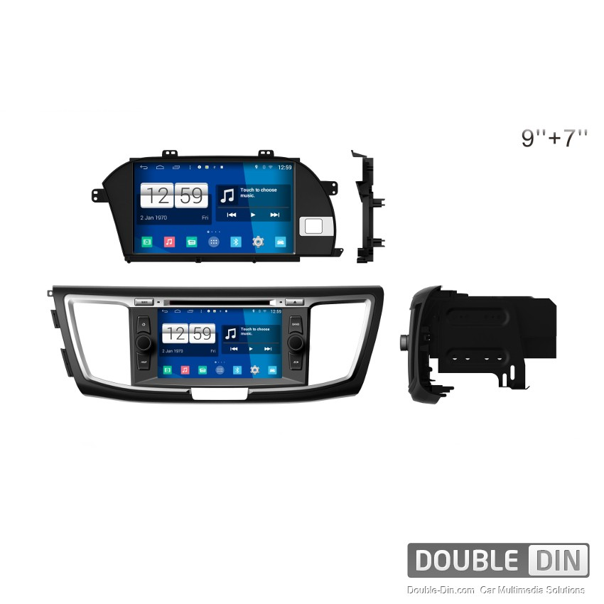 Navigation / Multimedia Head unit with Android for Honda Accord - DD-M262