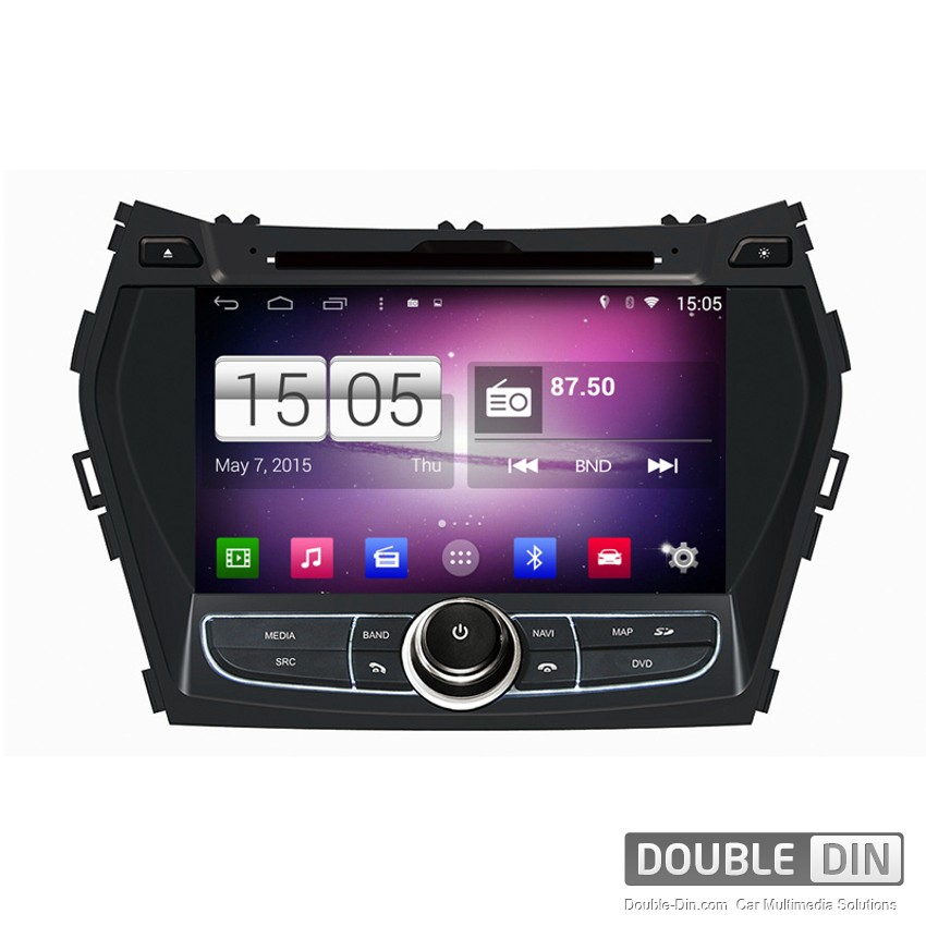 Navigation / Multimedia Head unit with Android for Hyundai IX45, Santa Fe  - DD-M209