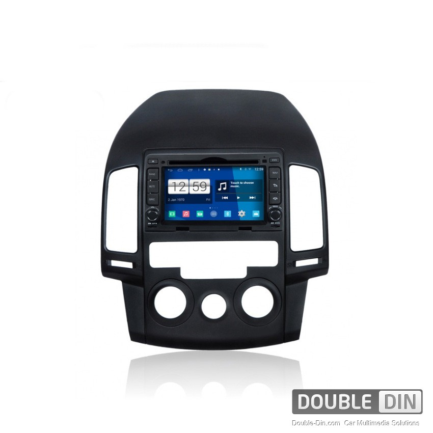 Navigation / Multimedia Head unit with Android for Hyundai I30 - DD-M024
