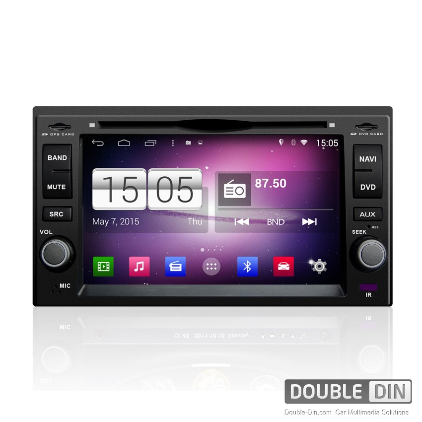 Navigation / Multimedia Head unit with Android for Kia Cerato, Sportage - DD -M023