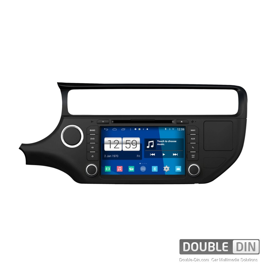 Navigation / Multimedia Head unit with Android for Kia Rio - DD -M504