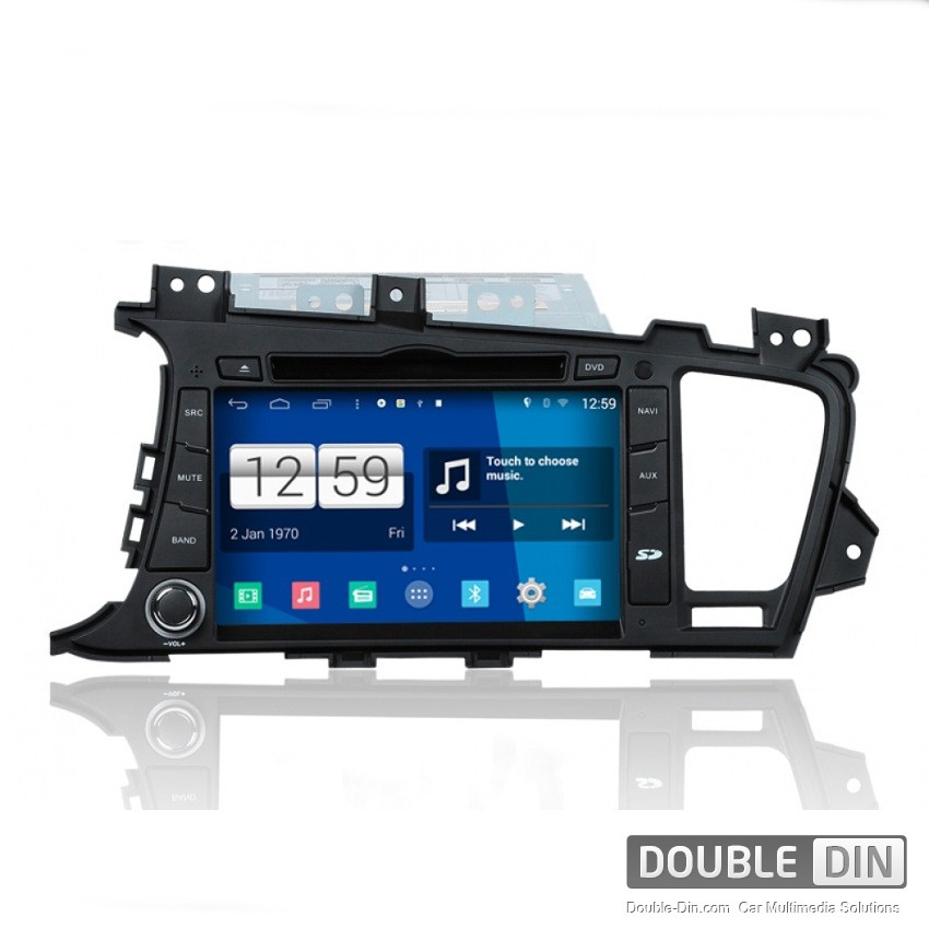 Navigation / Multimedia Head unit with Android for Kia K5 - DD -M091