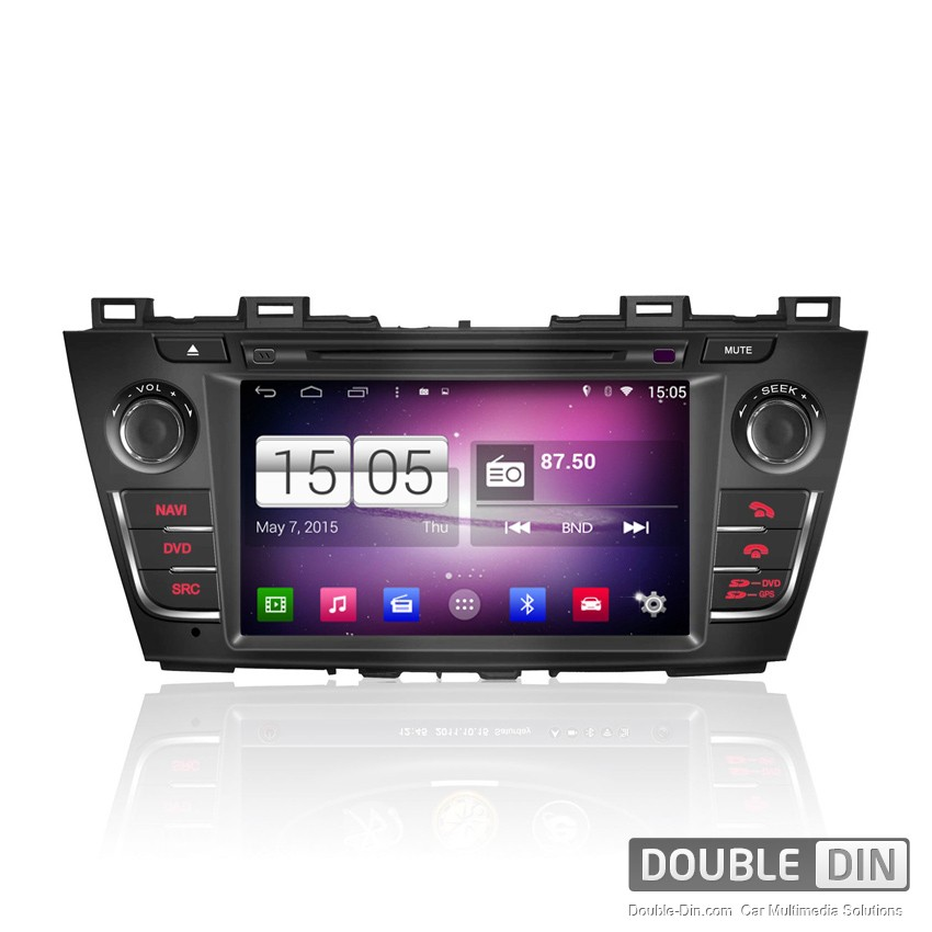 Navigation / Multimedia Head unit with Android for Mazda 5 - DD -M117